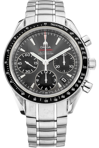 Stainless Steel Speedmaster Date Chronograph Automatic