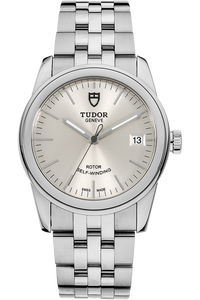 Stainless Steel Glamour Date Automatic
