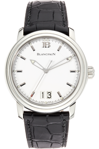 Leman Big Date Stainless Steel Automatic