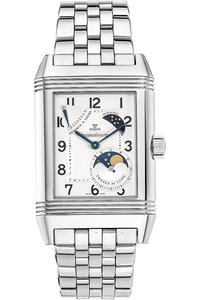 Reverso Grande Sun Moon Stainless Steel Manual