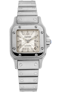 Stainless Steel Santos Galbee Automatic
