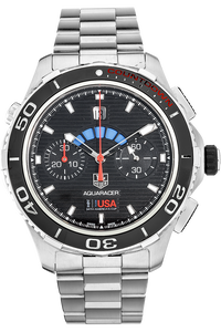 Stainless Steel Aquaracer Team USA Automatic Limited Edition