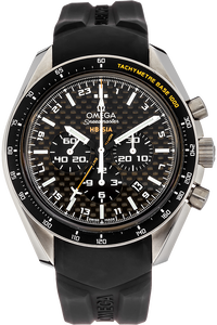 Speedmaster HB-SIA Co-Axial GMT Numbered Edition Titanium