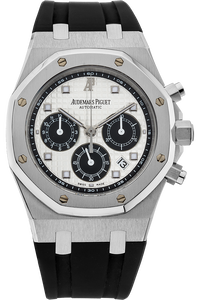 Platinum Royal Oak Chronograph Automatic Special Edition