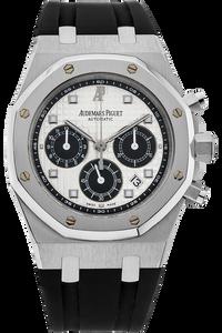 Platinum Royal Oak Chronograph Automatic Special Edition