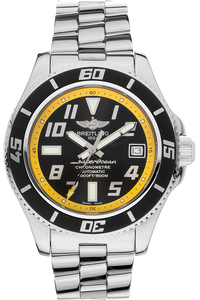 Stainless Steel Superocean 42 Automatic