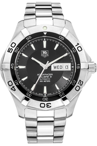 Stainless Steel Aquaracer Day-Date Automatic