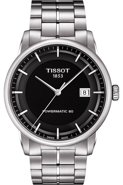 Luxury Automatic Men's Black Watch