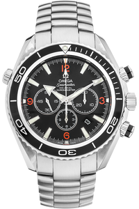 Stainless Steel Planet Ocean Chronograph Automatic