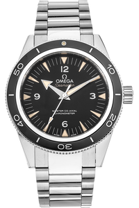 Stainless Steel Seamaster Master Co-Axial Automatic
