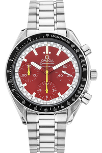 Stainless Steel Speedmaster Michael Schumacher Automatic