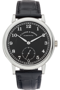 Platinum 1815 200th Anniversary F.A. Lange Manual Limited Edition