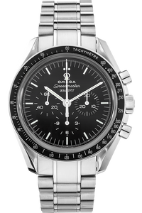 Stainelss Steel Speedmaster Moonwatch Anniversary Manual Limited Edition