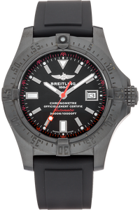 DLC Stainless Steel Avenger Seawolf Blacksteel Automatic Limited Edition