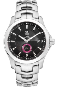 Stainless Steel Link Tiger Woods Automatic Limited Edition