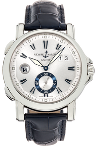 Dual Time Stainless Steel Automatic