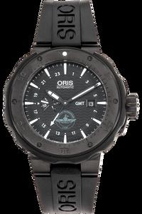 Oris Force Recon GMT PVD Titanium Automatic