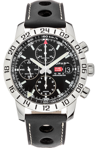 Stainless Steel Mille Miglia GMT Chronograph Automatic