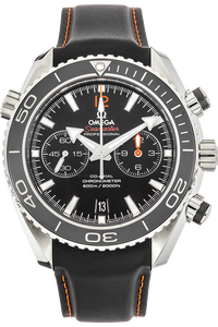 Seamaster Planet Ocean Co-Axial Chronograph Stainless Steel Automatic