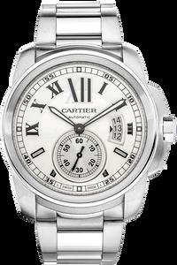 Stainless Steel Calibre de Cartier Automatic