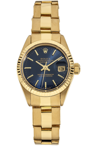 Datejust Circa 1974 Yellow Gold Automatic