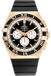 18K Rose Gold Constellation Double Eagle Chronograph Automatic