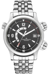 Stainless Steel Master Compressor Memovox Automatic