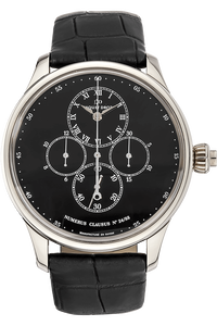 La Chaux-de-Fonds Monopusher Chronograph White Gold Automatic