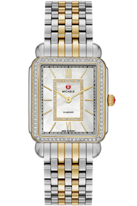 Deco II Diamond Two-Tone