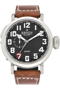 Pilot Montre d'Aeronef Type 20 GMT Stainless Steel Automatic