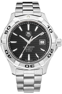 Stainless Steel Aquaracer Calibre 5 Automatic