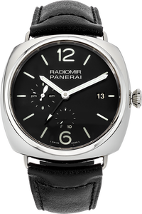 Stainless Steel Radiomir 10 Days GMT Automatic