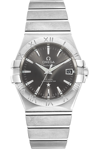 Stainless Steel Constellation Co-Axial Automatic
