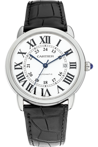 Stainless Steel Ronde Solo Automatic