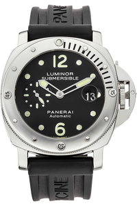 Stainless Steel Luminor Submersible Automatic