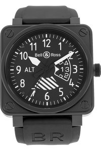 PVD Stainless Steel Altimeter Automatic Limited Edition