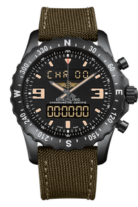 Blacksteel Chronospace Military