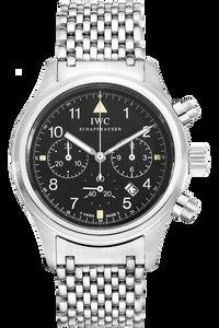Stainless Steel Pilot's Chronograph Quartz