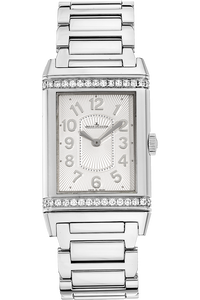 Stainless Steel Grande Reverso Lady Ultra Thin Manual
