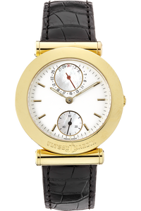 Isaac Newton Yellow Gold Automatic