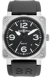 Stainless Steel BR 03 Automatic