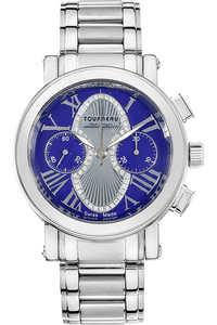 Stainless Steel Gotham Lapis Diamante Automatic Limited Edition