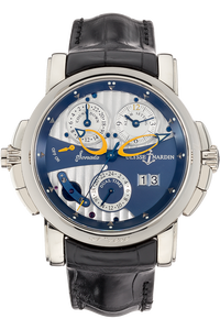 Sonata Cathedral White Gold Automatic