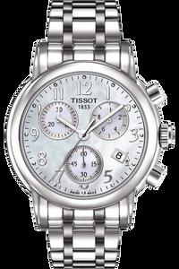 Dressport Women's Quartz Chronograph Watch with Stainless Steel Bracelet