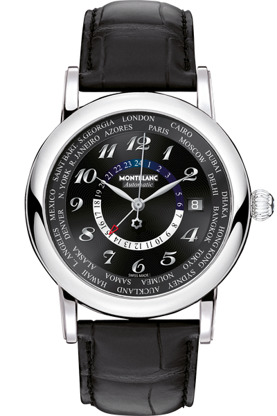 Star World-Time GMT Automatic