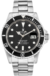 Submariner Circa 1983 Stainless Steel Automatic