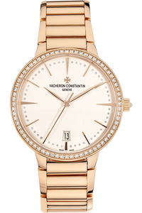 18K Rose Gold Patrimony Contemporaine Automatic
