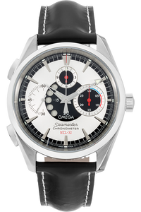 Stainless Steel Seamaster NZL-32 Chronograph Automatic