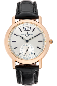 San Marco Big Date Rose Gold Automatic