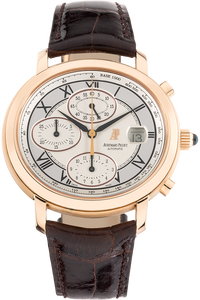 18K Rose Gold Millenary Chronograph Automatic